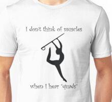 Quads Sabre Unisex T-Shirt
