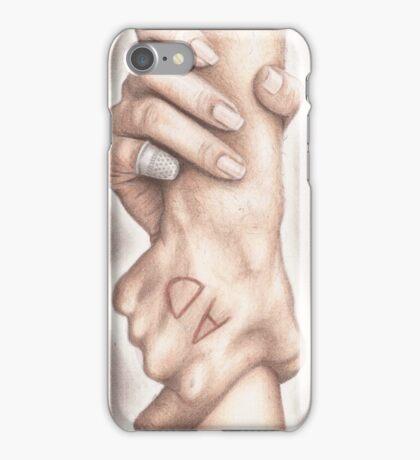Booker, Catch! iPhone Case/Skin