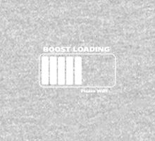 Boost Loading (White Edition) Unisex T-Shirt