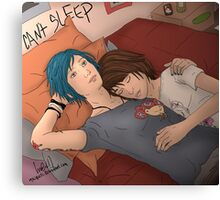 Life is Strange - Lay With Me Canvas Print