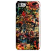 Oil Paint Art - 119 iPhone Case/Skin