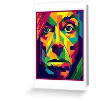 iggy pop Greeting Card