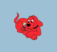 Clifford_the_Big_Red_Dog Unisex T-Shirt