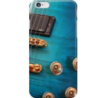 Guitar Blues   iPhone Case/Skin