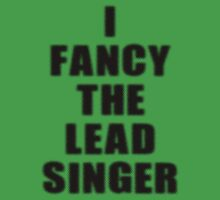 Rock Chick- I Fancy The Lead Singer - T-Shirt Kids Clothes