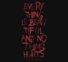 everything is beautiful and nothing hurts by titus toledo