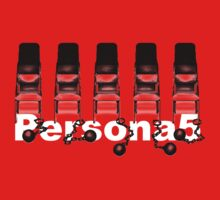 Persona 5 Chairs by Sofos