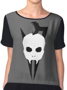 Harry Potter & the Cursed Child - Voldemort & Valour Chiffon Top