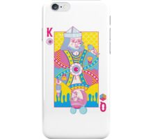 King of Nothing, Queen of Nowhere iPhone Case/Skin