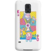 King of Nothing, Queen of Nowhere Samsung Galaxy Case/Skin