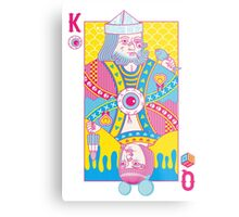King of Nothing, Queen of Nowhere Metal Print