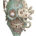 Zombie Robot! by Sui42