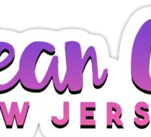 Ocean City, New Jersey Geofilter Sticker