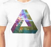 God's Impossible Triangle V1 | MXTHEMATIX Unisex T-Shirt