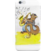 Arty Pepper Possum by Rednib iPhone Case/Skin