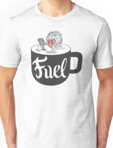 Coffee is Fuel Unisex T-Shirt