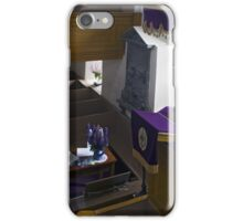 Lunna Kirk Interior iPhone Case/Skin