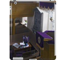 Lunna Kirk Interior iPad Case/Skin