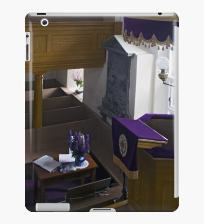 Lunna Kirk Interior iPad Case/Skin