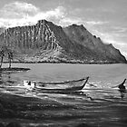 Kaneohe Bay Early morn 1 - study by jyruff