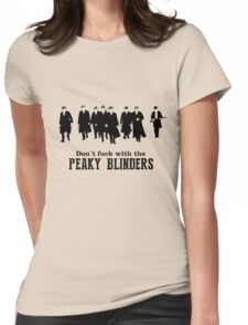 peakyblinders Womens Fitted T-Shirt