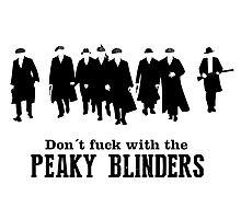 peakyblinders Photographic Print