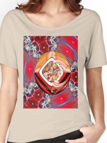 *Love & Wisdom ** Women's Relaxed Fit T-Shirt