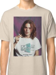 Johnny Depp - Halftone Series Classic T-Shirt