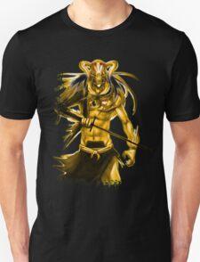 Gold Hollow ever 0003 Unisex T-Shirt