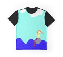First attempt at a mermaid Graphic T-Shirt