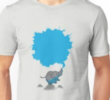 The Blue Elephant Unisex T-Shirt