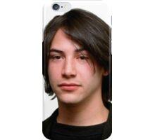 Keanu Reeves Bust iPhone Case/Skin