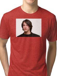 Keanu Reeves Bust Tri-blend T-Shirt