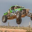 Waikerie Off Roaders 2016 Riverland Enduro - Car #57 Aaron Haby by Stuart Daddow Photography