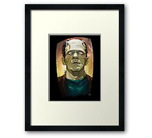 The Modern Prometheus Framed Print