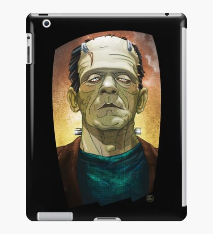 The Modern Prometheus iPad Case/Skin