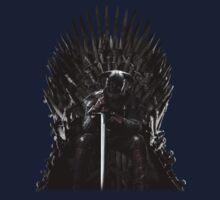 Throne of Dovahkiins by MacRudd