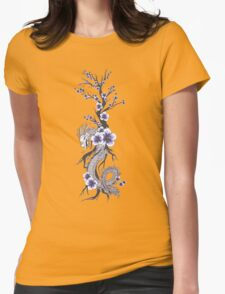 Dragon 316 Womens Fitted T-Shirt