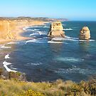 The Great Ocean road by Apostle