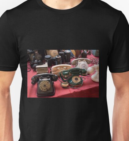Ring-a-ding-ding Unisex T-Shirt