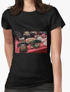 Ring-a-ding-ding Womens Fitted T-Shirt