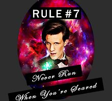 Eleventh Doctor - Rule #7 by Mellark90