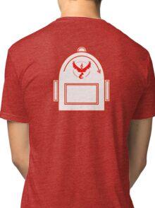 Pokemon Go backpack- Team Valor Tri-blend T-Shirt