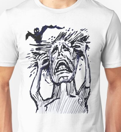 Gone Batty   Unisex T-Shirt