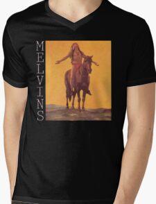 MELVINS - LYSOL Mens V-Neck T-Shirt