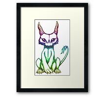 Cat 578 Framed Print