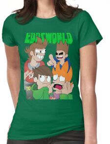 Eddsworld The End Womens Fitted T-Shirt