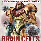 Samus says It's OK to kill brain cells by barrettbiggers