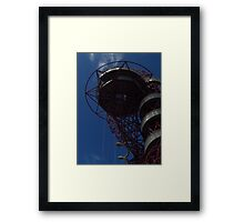 The ArcelorMittal Orbit, London Framed Print