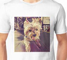 Yorkie Roar  Unisex T-Shirt